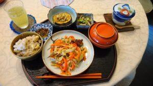 2015.99月の和食