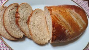 2016.1 黒豆パン