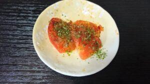 2016.4 焼きトマト