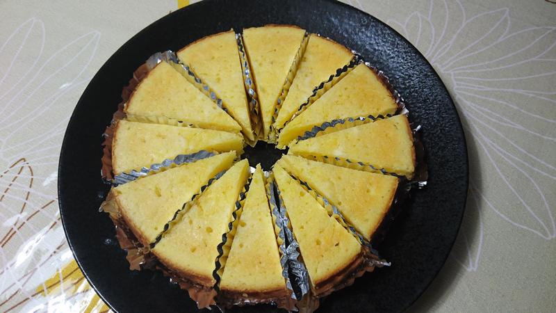 ズル ケーキ ドリ レモン