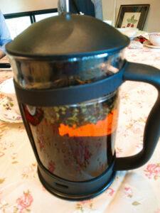 2017.3桜紅茶